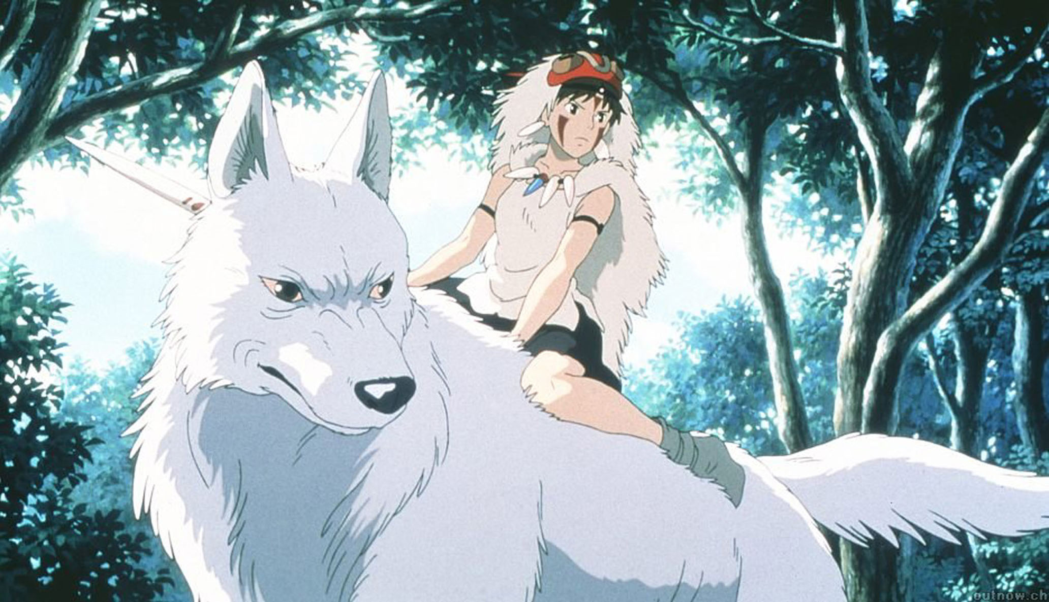 Avatar, Hayao Miyazaki y el estilo Anime