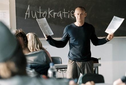 Herr Wenger gets started on 'Autocracy'