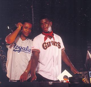 Chris and Caz