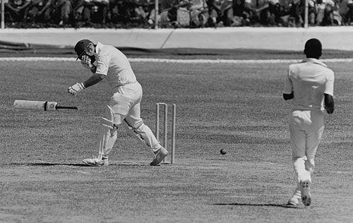 England 'under the cosh', 1985 - 86 series