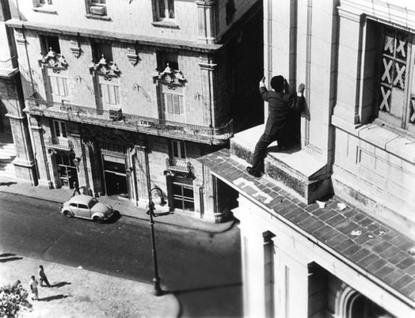 Death of a Bureaucrat Unknown (dir Tomás Gutiérrez Alea, Cuba 1966)