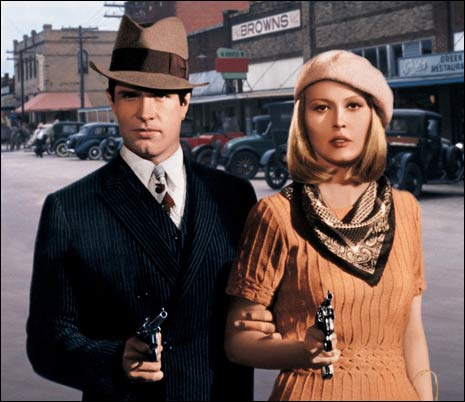 Image result for BONNIE AND CLYDE POSTER