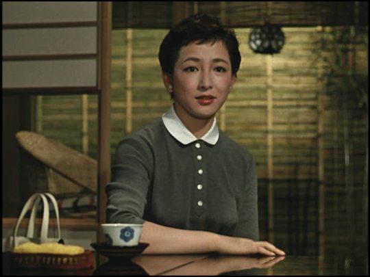 Setsuko – Hirayama's daughter