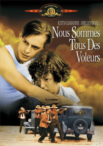 A French DVD cover for one of the most underrated films of the late, great Robert Altman (with terrific use of 1930s radio broadcasts)