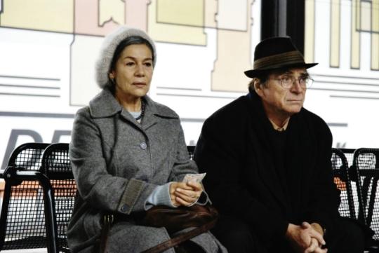 Trudi (Hannelore Elsner) und Rudi (Elmar Wepper) – the parents