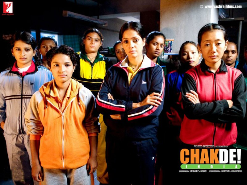 chak de india 233 Now check these cuties… they have to work out to be so sexy…
