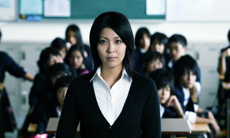 Takako Matsu Confession Matsu Takako as Middle School