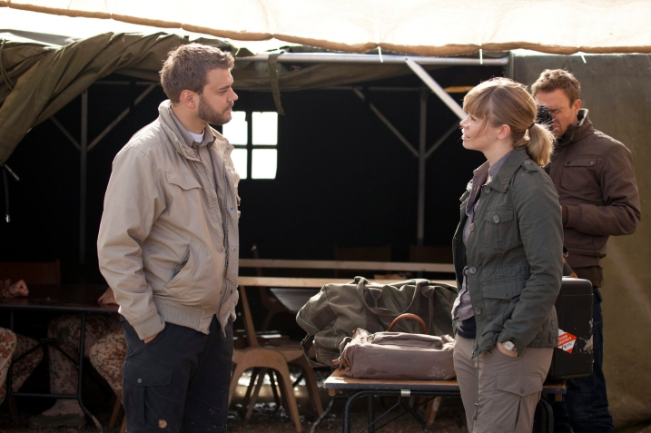 Kasper and Katrine follow Birgitte to Afghanistan in Episode 1 of Season 2 (picture credits as above)