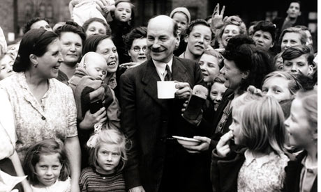 Attlee: man of the people