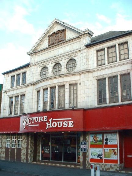 Keighley Picture House in 2006