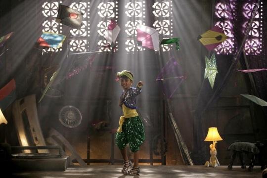 Naman Jain as the boy performing as Katrina Kaif in Zoya Akhtar's segment of BOMBAY TALKIES. (AFP PHOTO / VIACOM18)