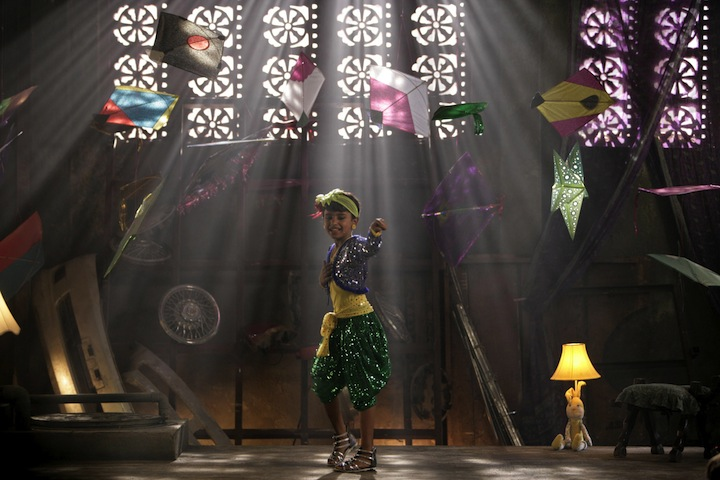Naman Jain as the boy performing as Katrina Kaif in Zoya Akhtar's segment of BOMBAY TALKIES. (AFP PHOTO / VIACOM18)
