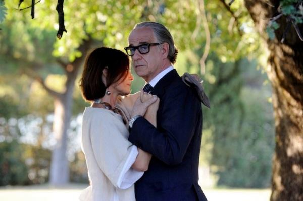 Galatea Ranzi and Toni Servillo © DCM Filmverleih