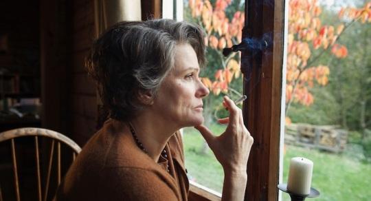 Thinking and smoking . . .