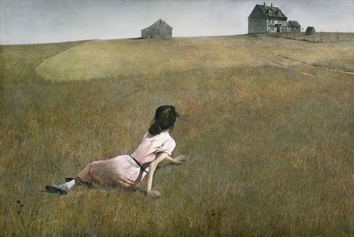 Wyeth's 'Christina's World'