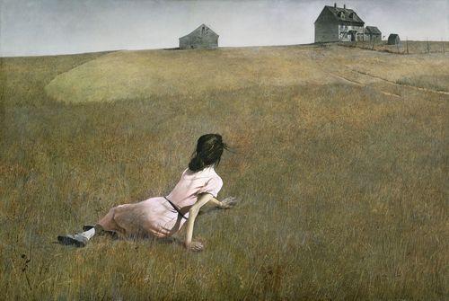 Wyeth's 'Christina's World'