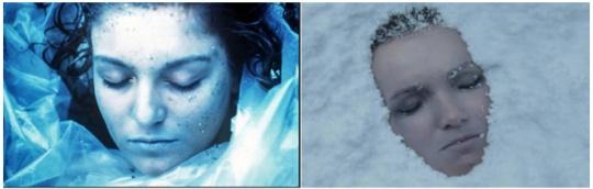 Laura Palmer (Twin Peaks); Candice (Poupoupidou)