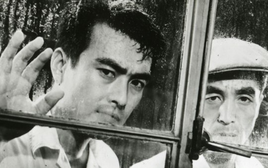 'Stakeout' (Japan 1958), one of the films in the Nurua Yoshitaro retrospective.