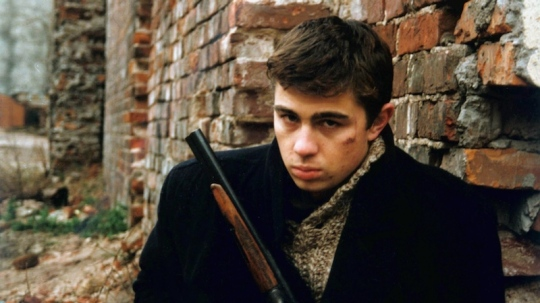 Sergey Bodrov as Danila in 'Brother'
