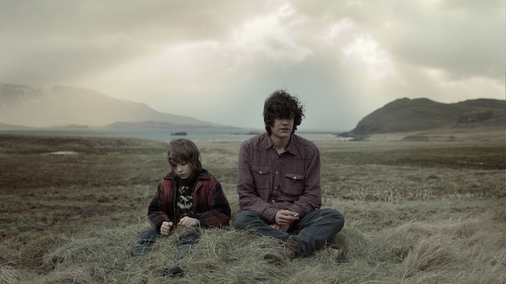 The two brothers in 'Whale Valley'