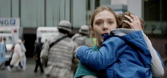 Elizabeth Olsen is one of several actors whose roles are limited by the script