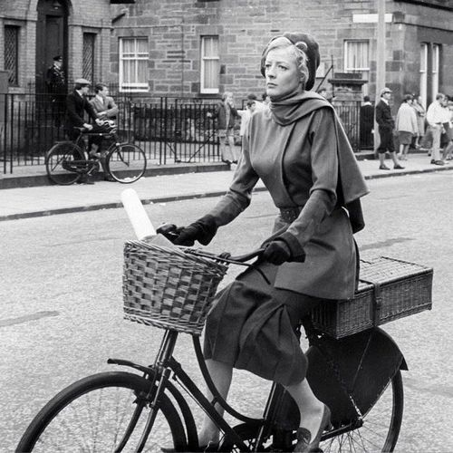 Maggie Smith in THE PRIME OF MISS JEAN BRODIE (dir. Ronald Neame, UK 1969)