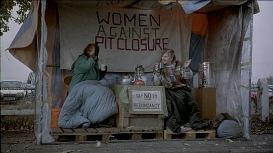 Women picket