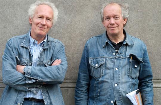 Jean-Pierre (left) et Luc Dardenne
