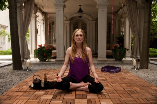 Julianne Moore is 'Havana' the 'falling star' of MAPS TO THE STARS
