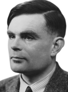 Alan Turing (photo by Elliot and Fry, 1951)