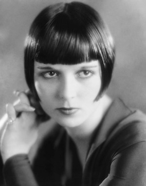 Louise Brooks – the same bob?