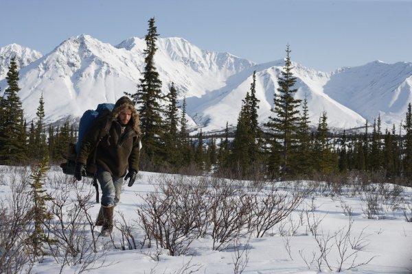 Chris/Alex in Alaska