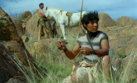 The colonial 'other' – the indigenous people who live in the 'jungle'