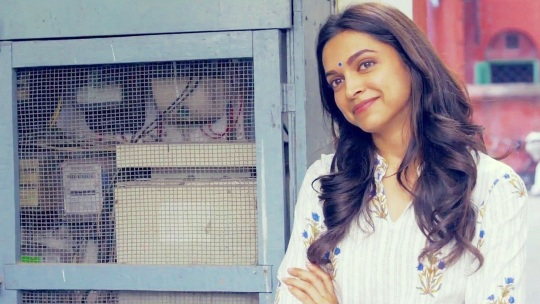 Deepika Padukone as Piku