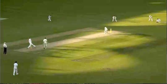 A scene from a 'proper' game of cricket – an image from the film's website: http://deathofagentlemanfilm.com