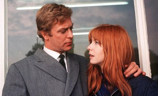 Michael Caine with Jane Asher