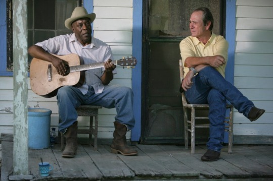 Buddy Guy and Tommy Lee Jones 'In the Electric Mist'