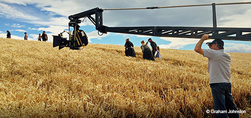 Shooting in New Zealand (from the ARRI Rental website)