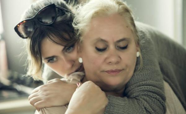 Maria Leon and her mother Carmina Barrios as 'Maria' and 'Carmina'.