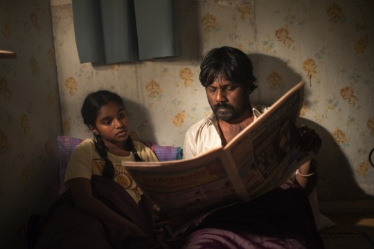Dheepan and Ill