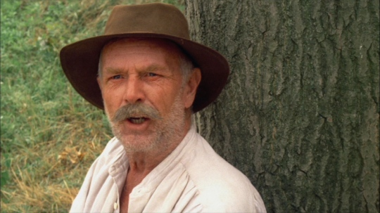 Sterling Hayden as Olmo's grandfather