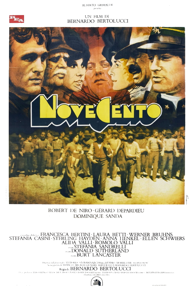 1900 Novecento Italyfrancewest Germany 1976 The Case For