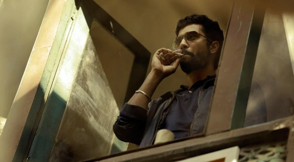 Vicky Kaushal as Raghav