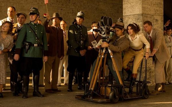 Carise Van Houten as Riefenstahl
