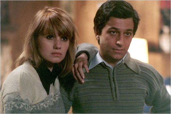 Juliette (Miou-Miou) and François (Christian Clavier)