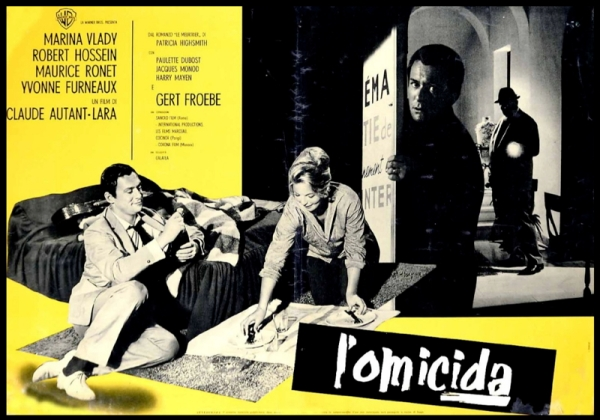 The Italian poster for the film.