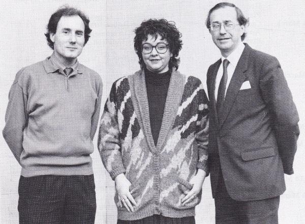 Bob, Janice and Michael