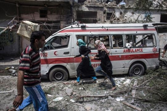 gaza_bombed_ambulance_july_22_