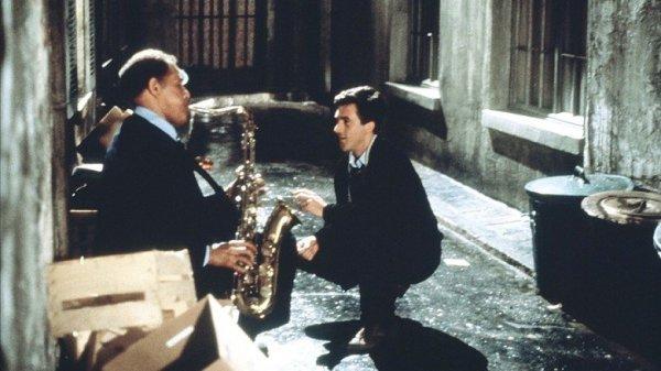 Dale and Francis (François Cluzet)
