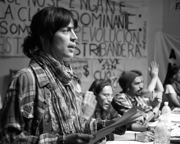 Student activism in GUEROS